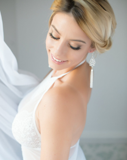 Jennifer - Wedding Day Makeup and Hair - Surrey and the surrounding areas