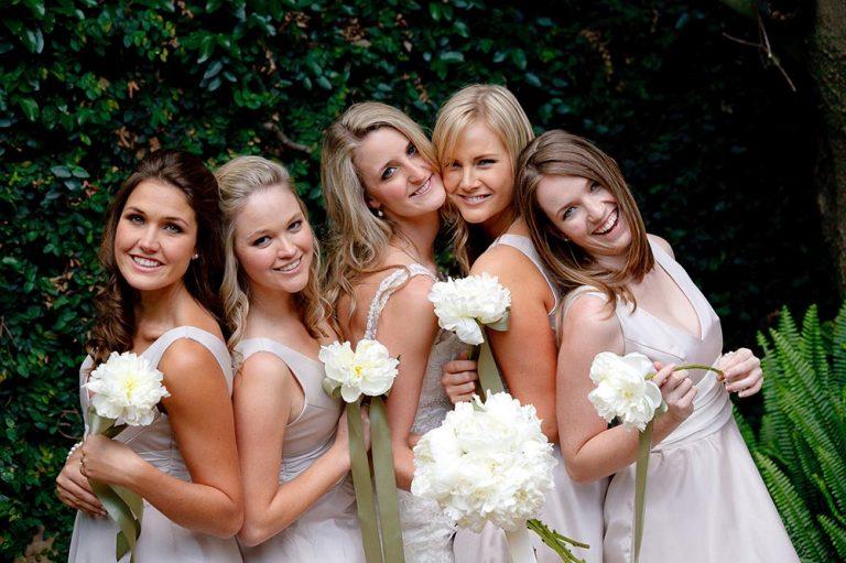 Kim Makeup and Hair bridal party