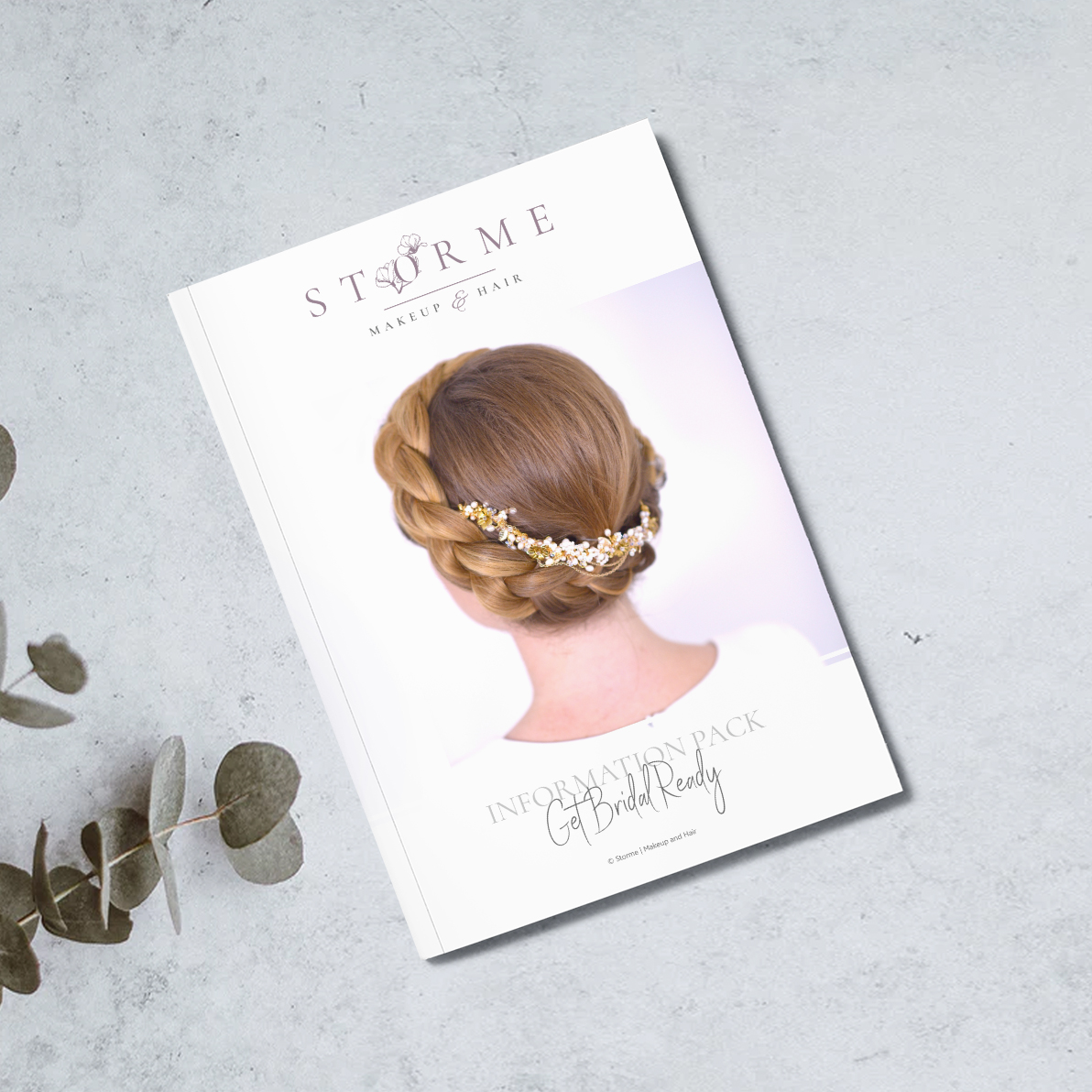 Get bridal ready Info Pack