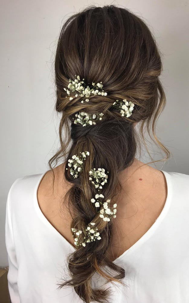 Boho hairstyle by Jo