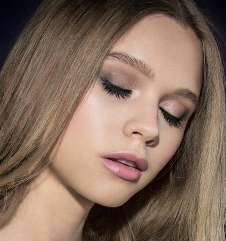 Beauty portrait makeup by Jo