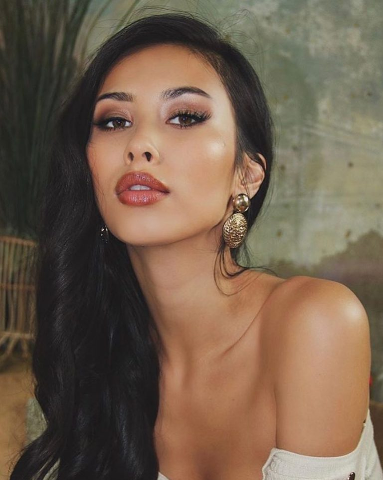 Glam Asian bride makeup by Jo