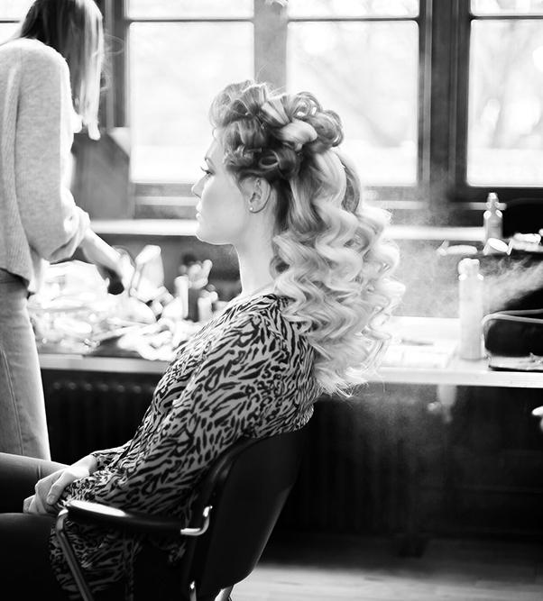 Jennifer hairstyling