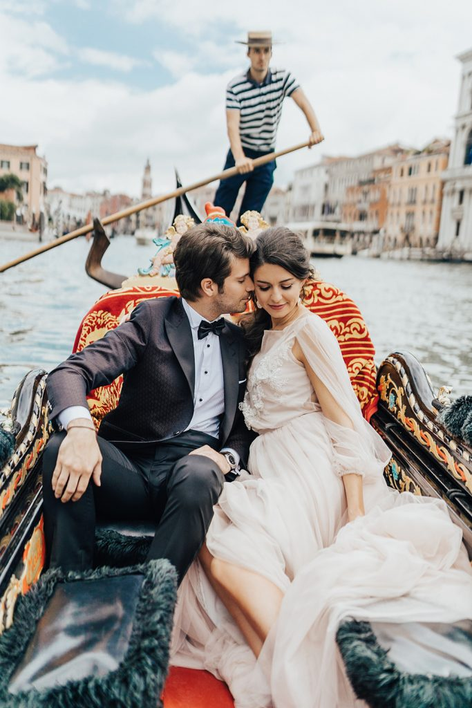 Venice Gonadal ride