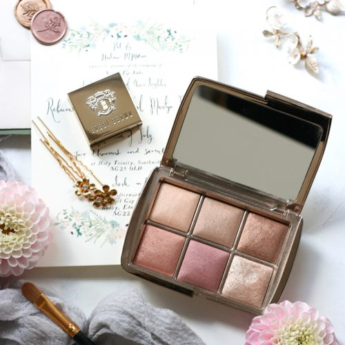 Hourglass highlight palete