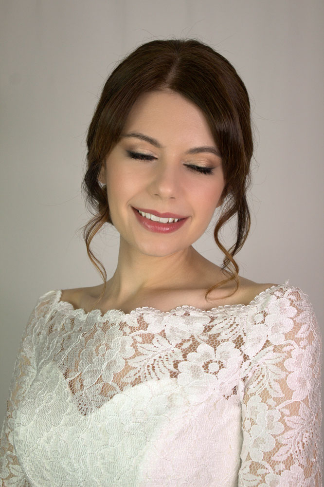 Bridal Makeup look by Storme