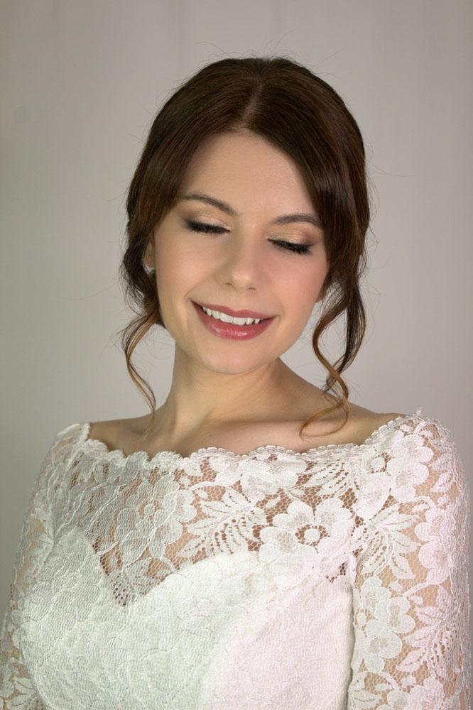Bridal Makeup look by Storme