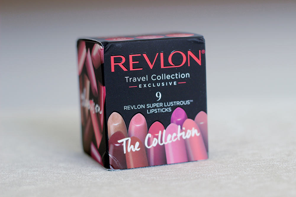 Storme makeup and hair - revlon review travel collection