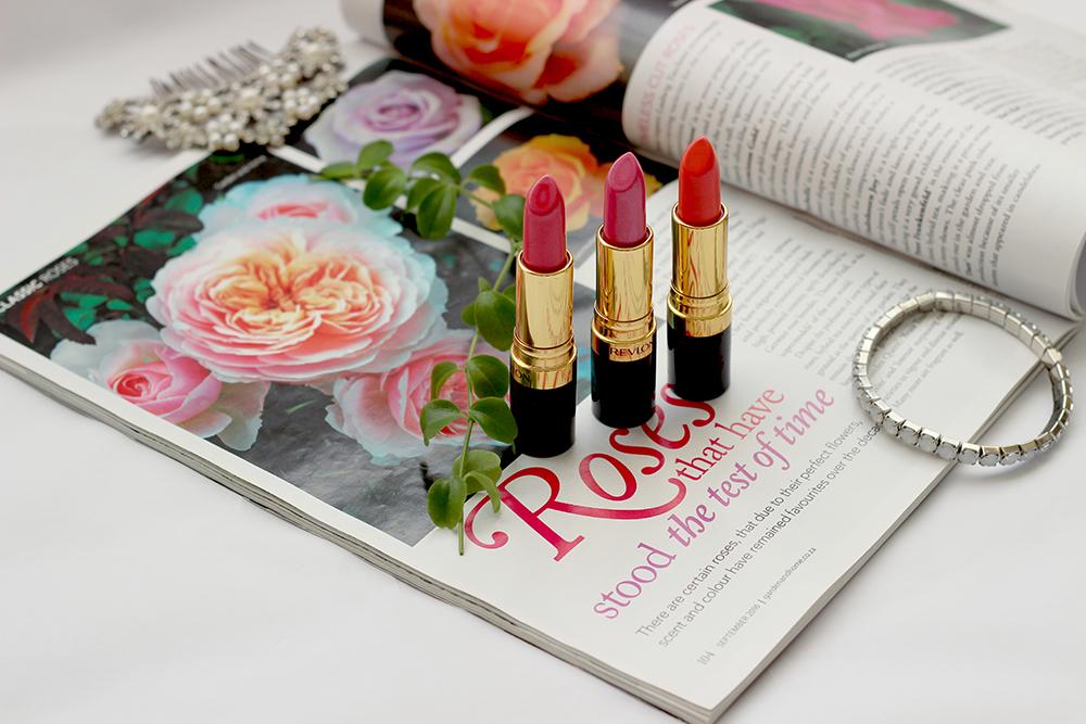 Storme makeup and hair - revlon review