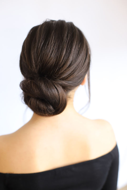 Storme makeup and hair - Ema Hair updo