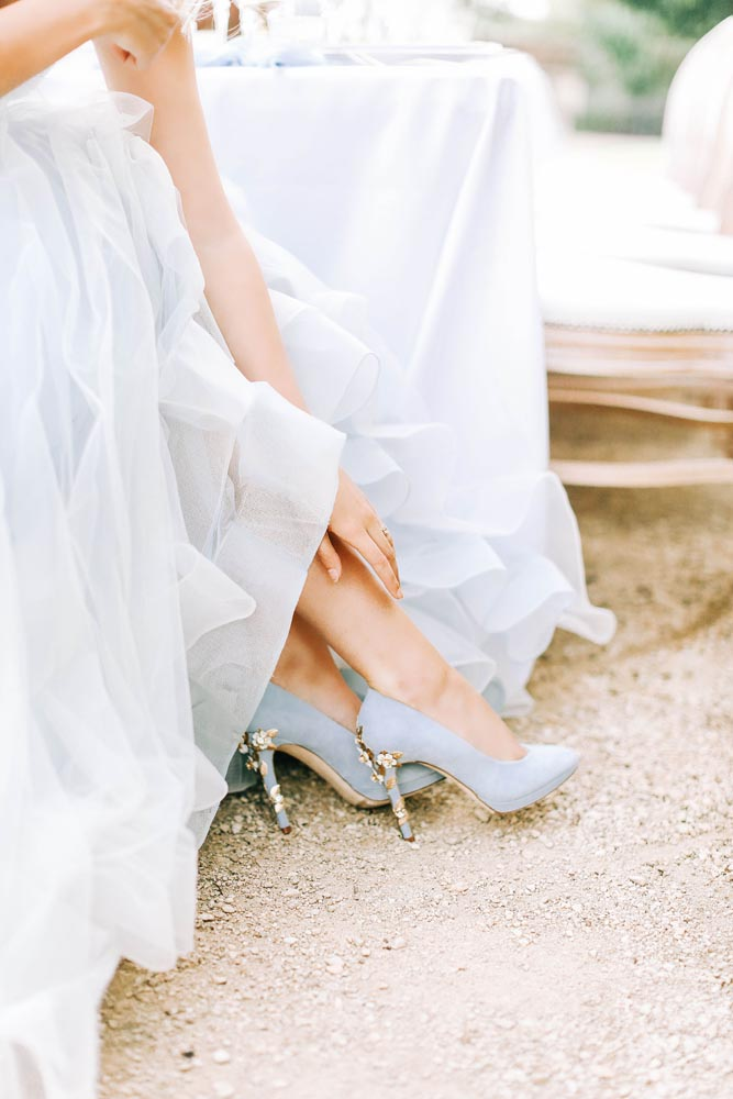 Fairytale shoes. Storme Makeup and Hair