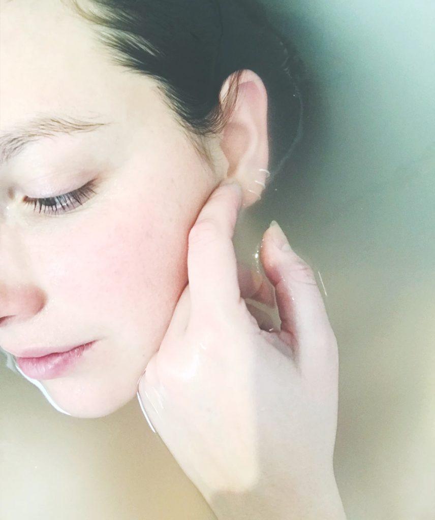 Identify your skin type - sensitive