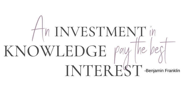 Invest in Knowledge - Storme Makeup and Hair
