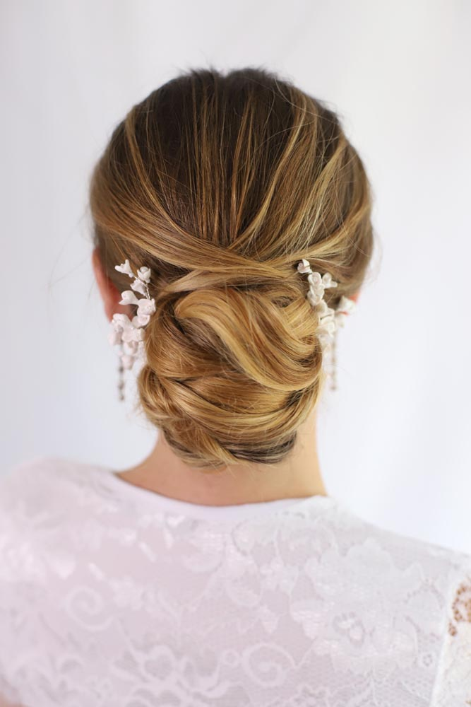 Bridal Hair up by Kim from Storme Makeup and Hair