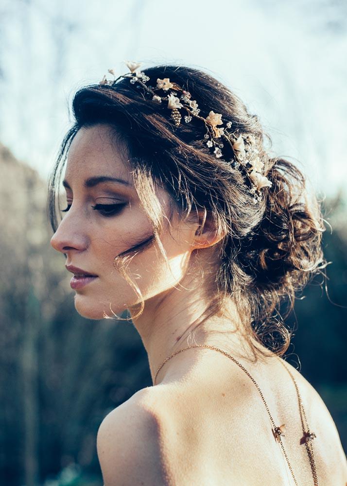 bohemian hair and makeup