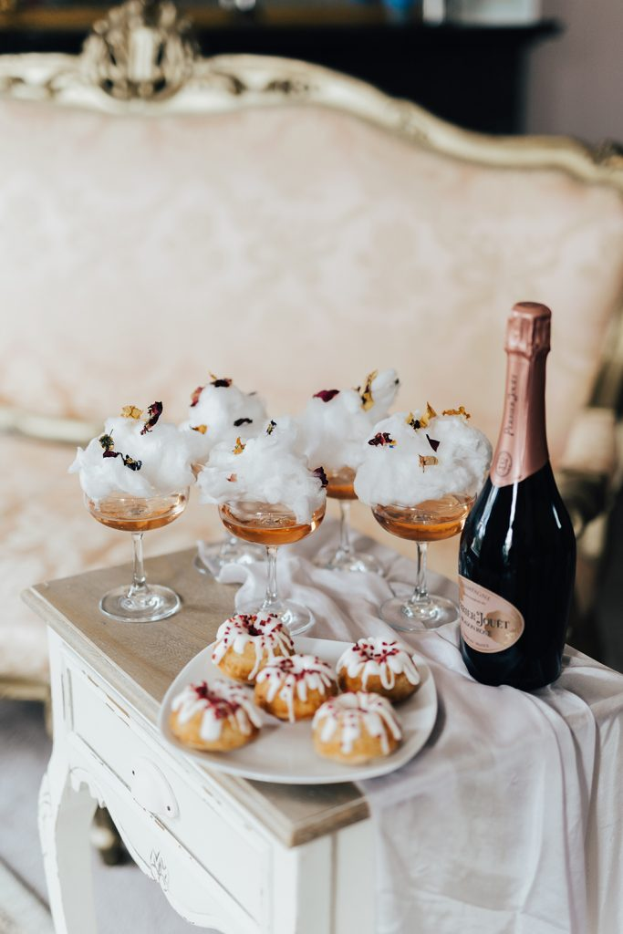 champagne for together in grace