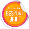 Feature Badge - bespoke bride