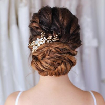 Wedding Hair Storme Makeup and Hair