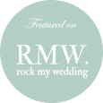Storme makeup and hair - featured on rock my wedding