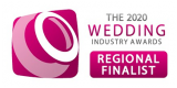 The wedding industry awards 2020 regional finalist - Storme Makeup and Hair