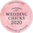Wedding Chicks Badge