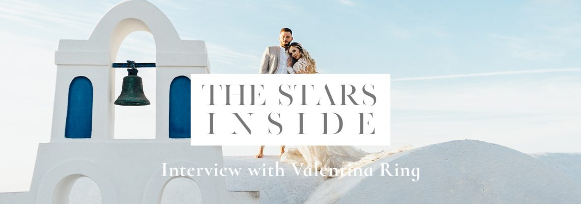 header photo - Interview with valentina ring